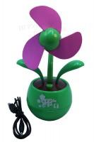 Вентилятор настольный Цветок