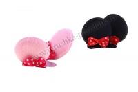 Карнавальные ушки мышки на заколке