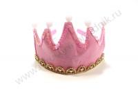 Корона мягкая на ободке