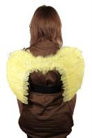 Крылья ангела желтые малые