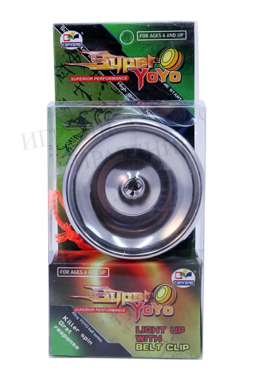 Игрушка Yo-Yo Hot Steel Wheel