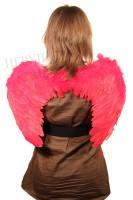 Крылья ангела красные малые