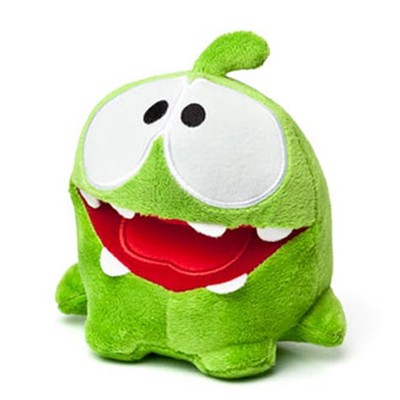 Плюшевый Cut the Rope 13 см