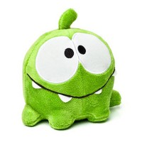 Плюшевый Cut the Rope 20 см