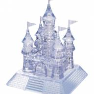 3D Crystal Puzzle Замок