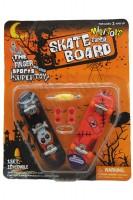 Скейт для пальцев набор