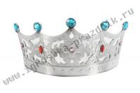Корона Императрицы серебристая