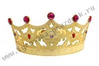 Корона Императрицы золотистая