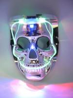 Маска Светящийся череп