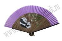 Веер в японском стиле