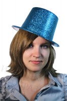 Карнавальная шляпа - цилиндр