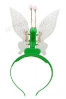 Ободок Бабочка светящаяся