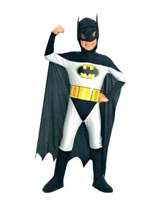 Костюм Бэтмена для детей: новогодний наряд 54