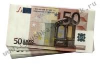 Билет Банка Приколов 50 евро