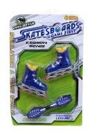 Ролики и скейт для пальцев