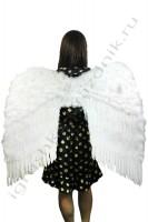 Крылья ангела белые Люкс серия